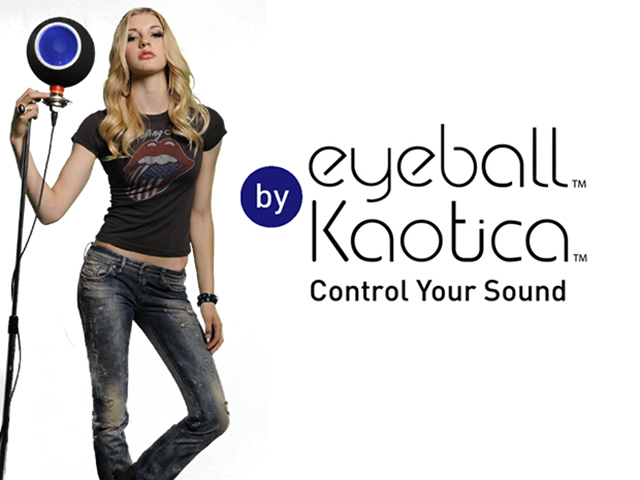 kaotica eyeball